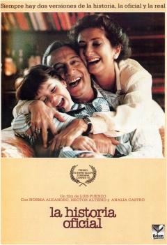 Historia oficial, La (1985)