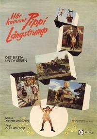 Pippi Gaat van Boord (1969)