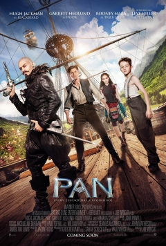 Pan - Official Teaser Trailer
