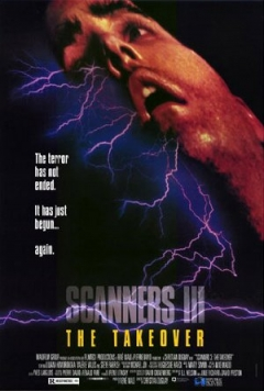 Scanners III: The Takeover Trailer