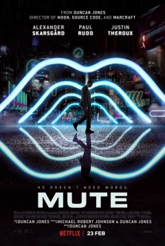 Mute - official trailer