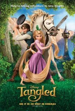 Filmposter van de film Rapunzel (2010)
