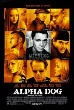 Alpha Dog poster