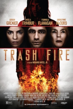 Trash Fire Trailer
