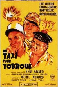 Taxi for Tobruk (1960)