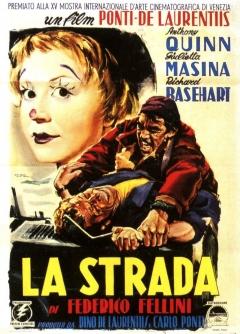 Strada, La (1954)