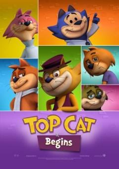 Top Cat Begins trailer 1