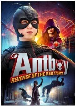 Antboy en de Wraak van de Rode Furie (2014)
