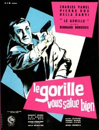 Le gorille vous salue bien (1958)