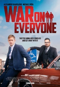 War on Everyone - Official UK Trailer