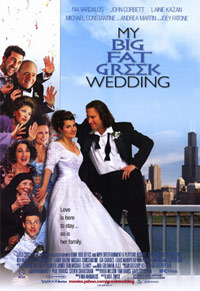 My Big Fat Greek Wedding Trailer