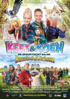 Keet & Koen en de speurtocht naar Bassie & Adriaan (2015)