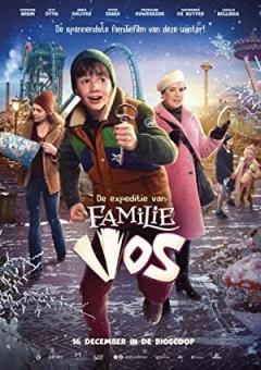 De Expeditie van Familie Vos poster