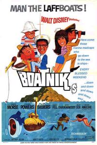 The Boatniks (1970)
