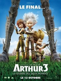 Arthur 3: De strijd tussen de twee werelden (2010)