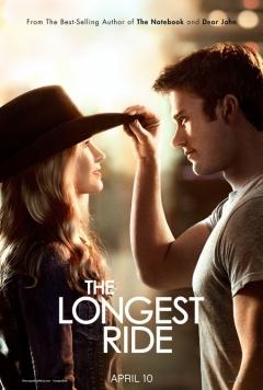 Filmposter van de film The Longest Ride (2015)