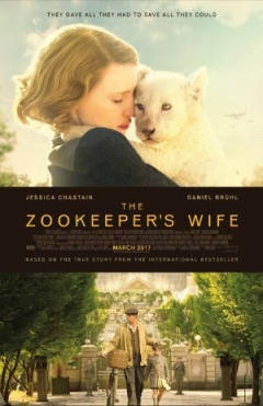 Trailer bestseller-verfilming 'The Zookeeper's Wife'