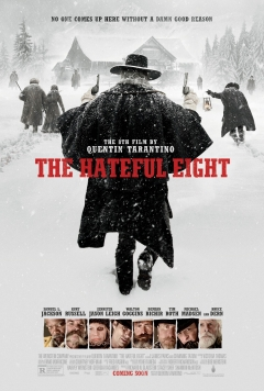 The Hateful Eight - official teaser trailer