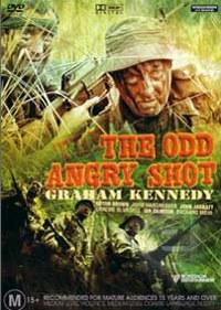 Filmposter van de film The Odd Angry Shot (1979)