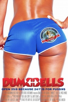 Dumbbells Trailer