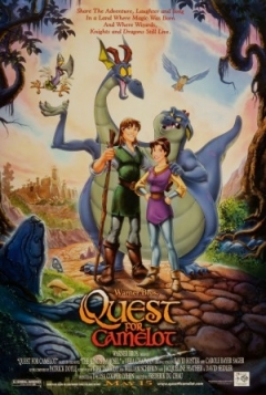 Quest for Camelot Trailer