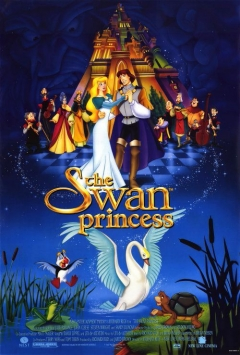 The Swan Princess Trailer