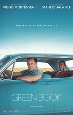Kremode and Mayo - Green book reviewed by mark kermode