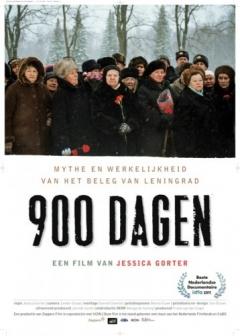 900 Dagen poster