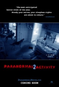 Paranormal Activity 2 Trailer