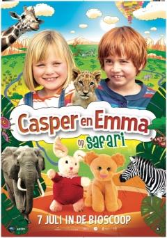 Casper & Emma: De Bergen In