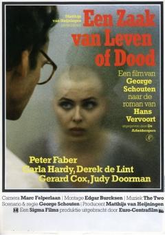 Een zaak van leven of dood (1983)
