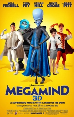 Megamind Trailer
