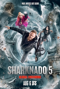 Sharknado 5: Global Swarming Trailer