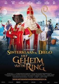 Sinterklaas & Diego: Het geheim van de ring (2014)