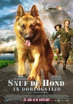 Snuf de hond in oorlogstijd (2008)
