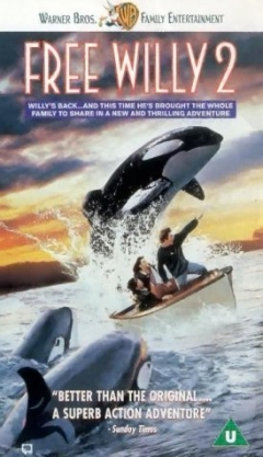 Free Willy 2: The Adventure Home Trailer