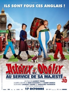 Asterix and Obelix: God Save Britannia (2012)