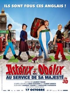 Asterix and Obelix: God Save Britannia (2012)