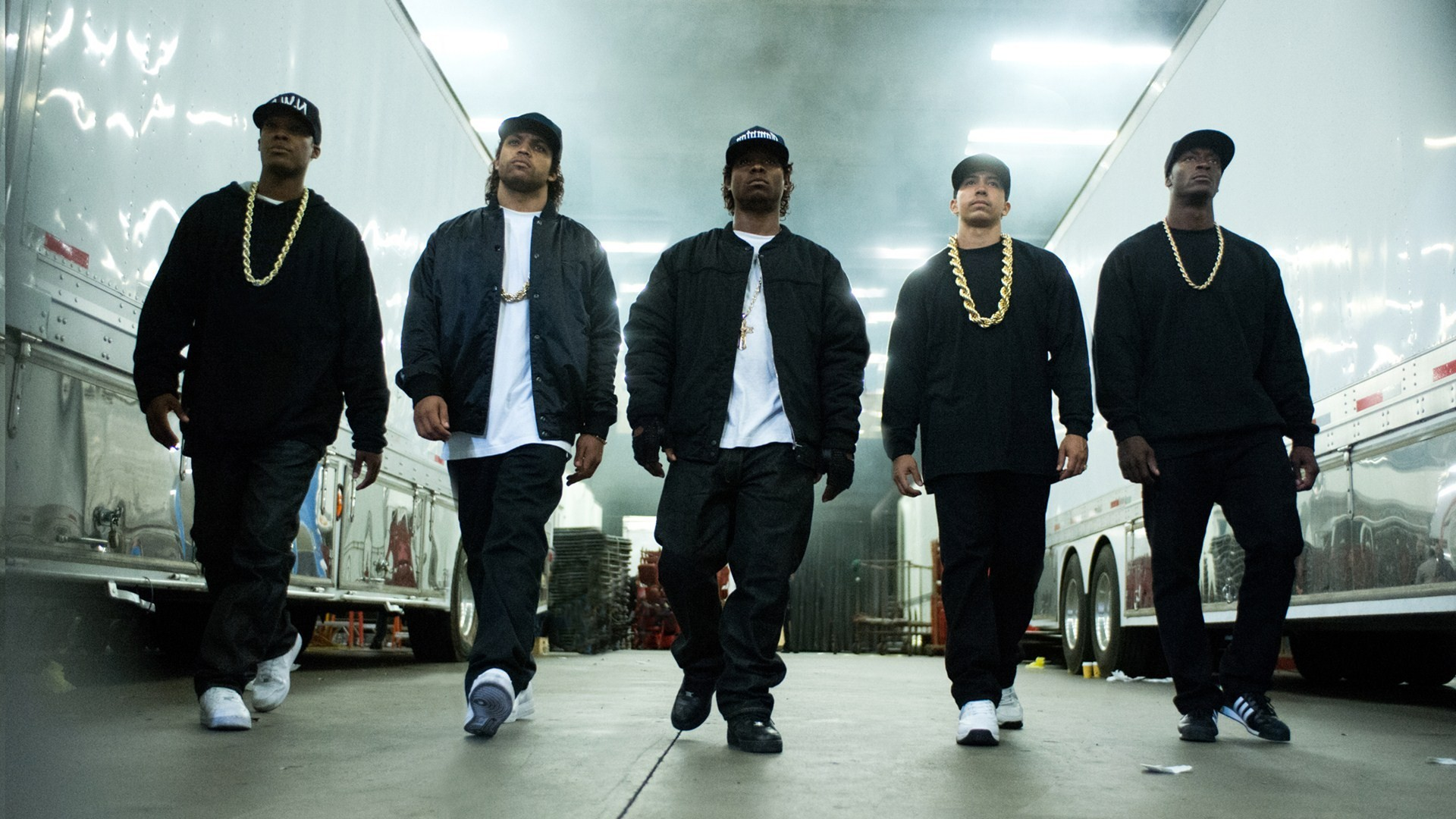 'Straight Outta Compton' verovert NL Box Office