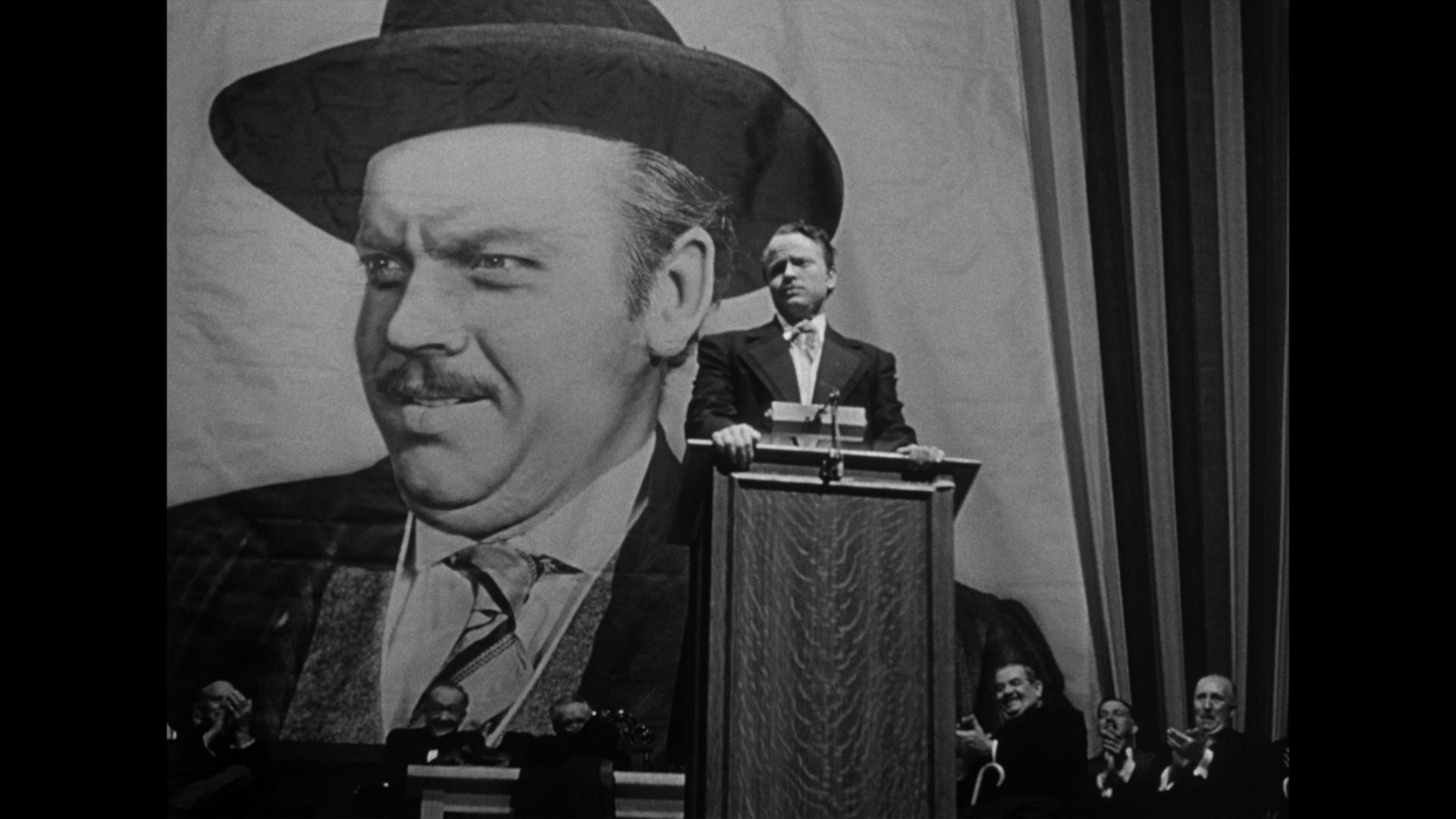 Vertoning 'Citizen Kane' in het kasteel van Hearst