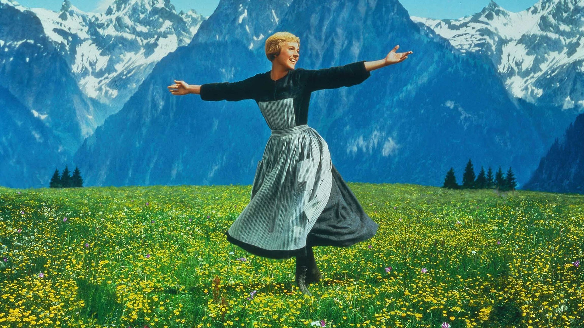 'The Sound of Music' viert vijfigste verjaardag