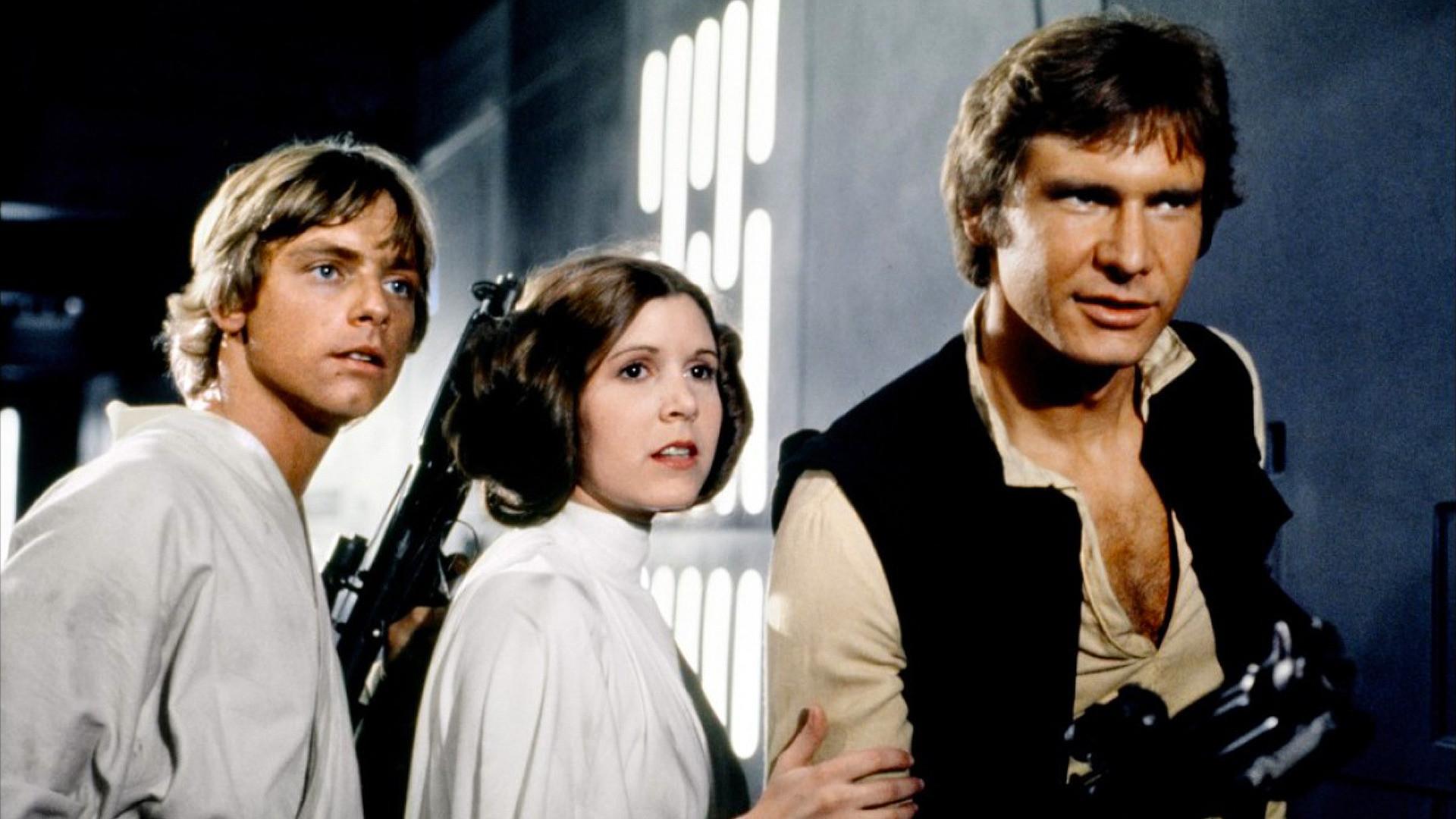 Star Wars dag in Londen