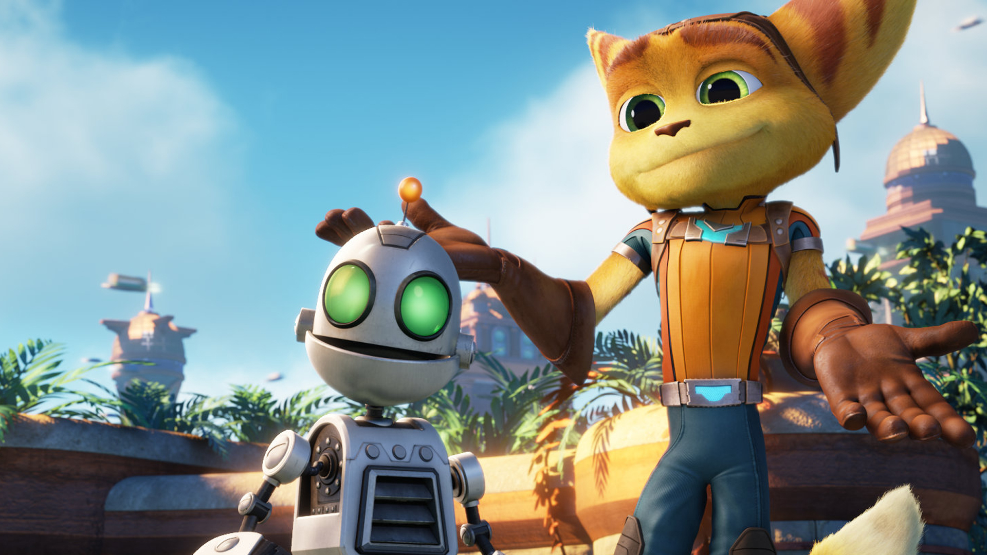 Trailer gameverfilming 'Ratchet & Clank'