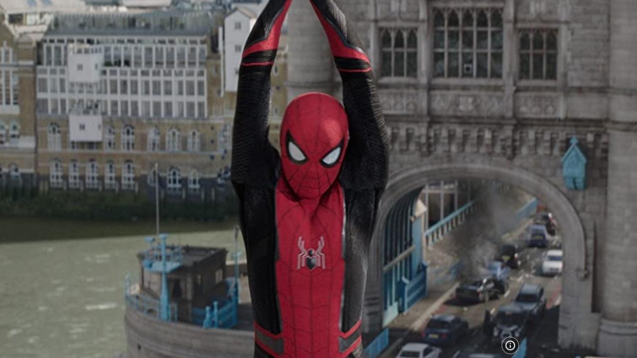Setfoto's tonen betere blik op nieuwe kostuum in 'Spider-Man: No Way Home' - FilmTotaal