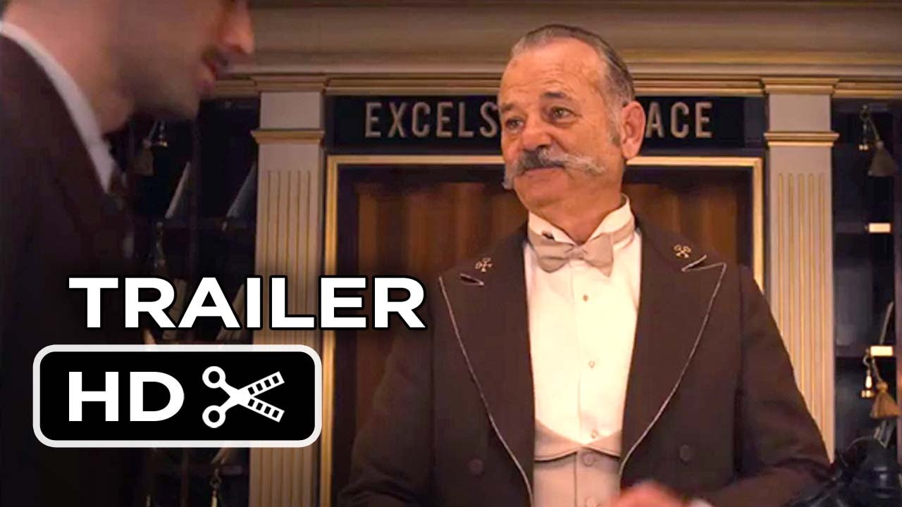 The Grand Budapest Hotel (2014) video/trailer