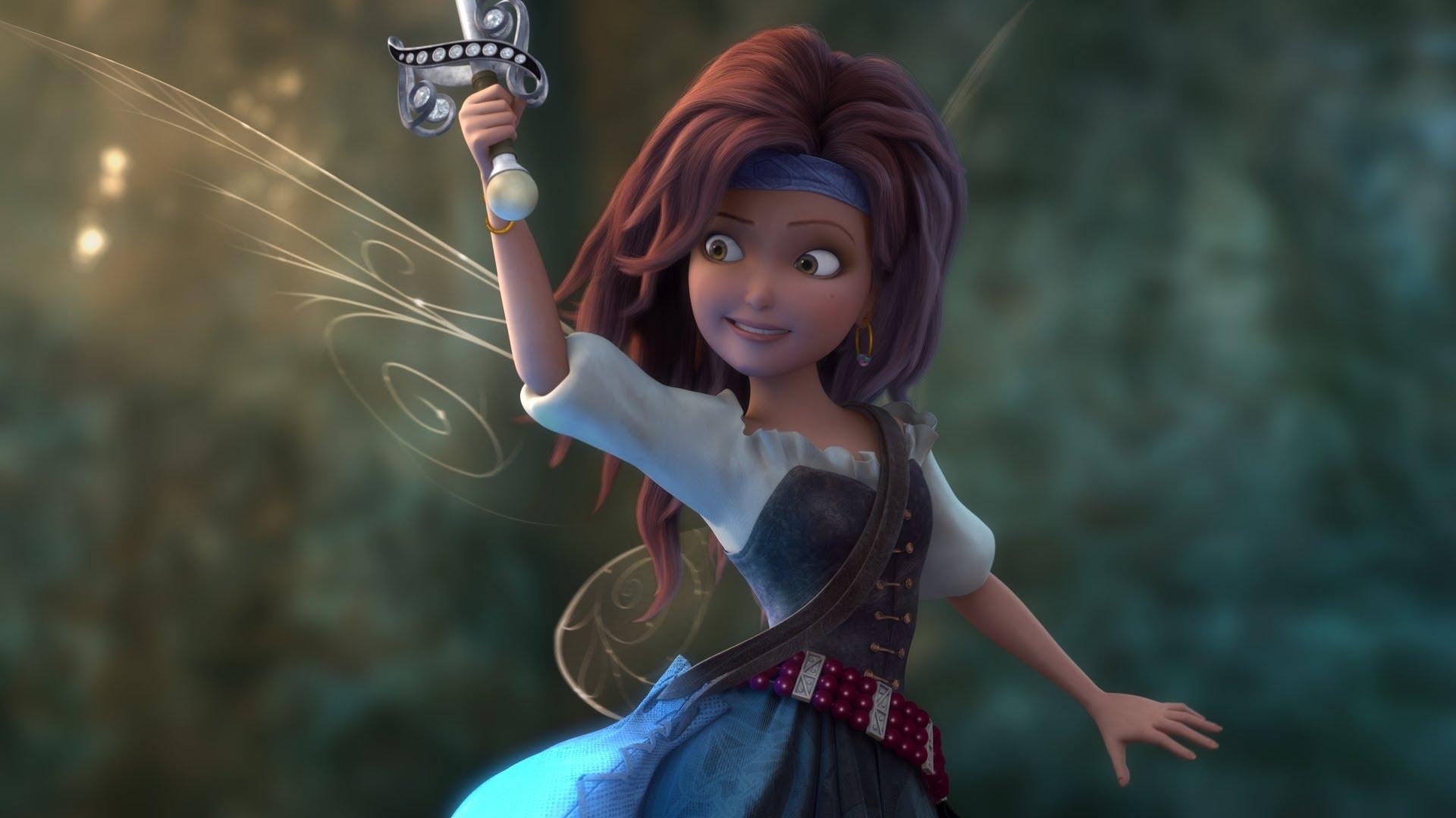 Tinkerbell en de piraten (2014) video/trailer