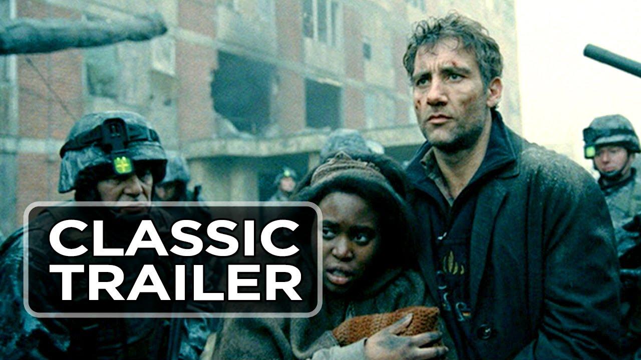Children of Men (2006) video/trailer