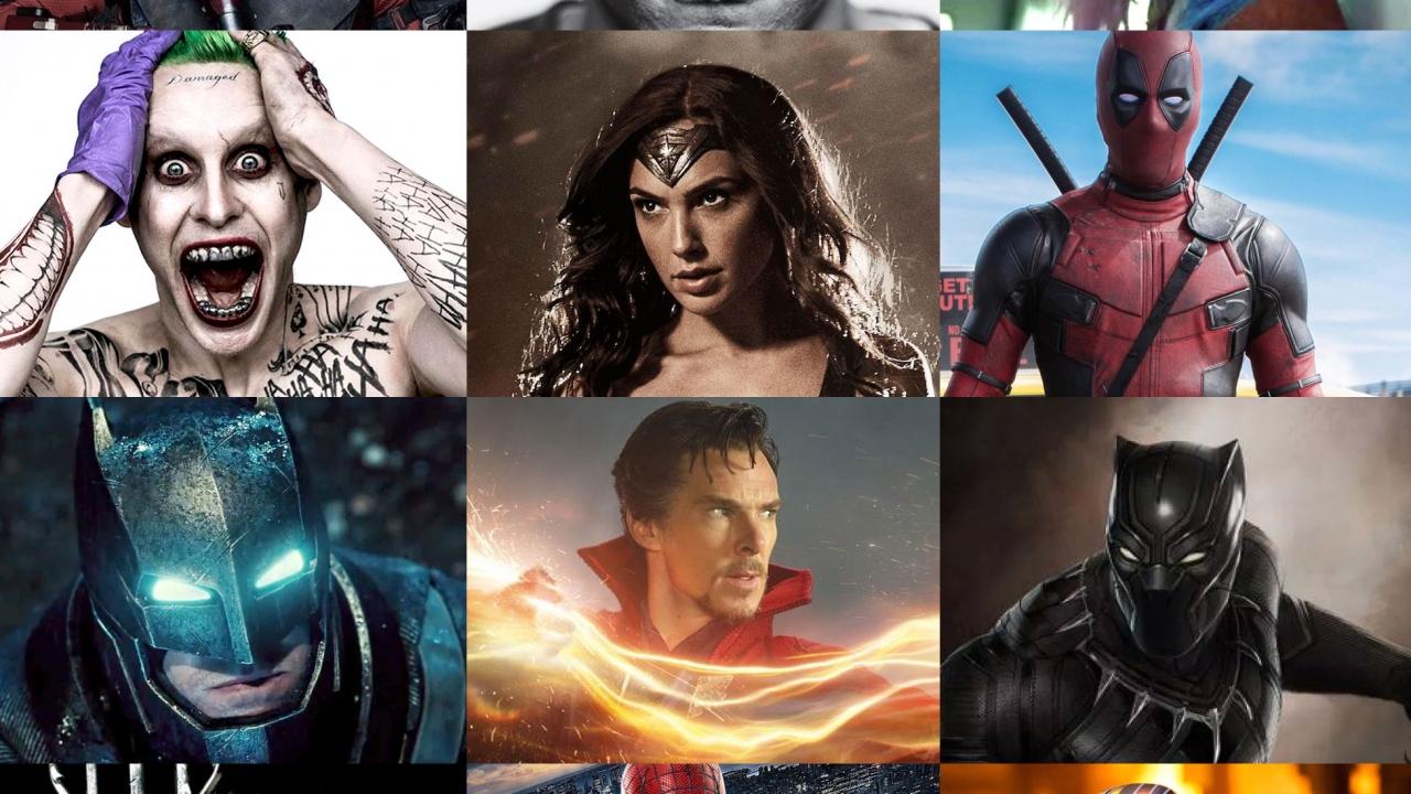 POLL: Nieuwe superhelden villains in 2016