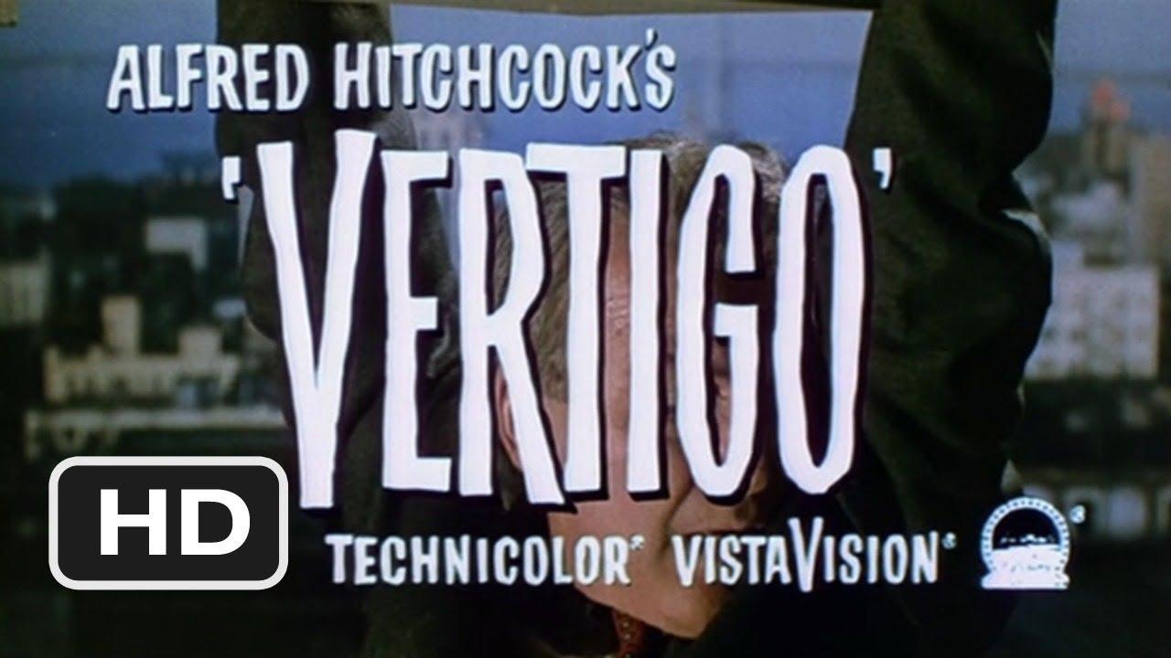 Vertigo (1958) video/trailer