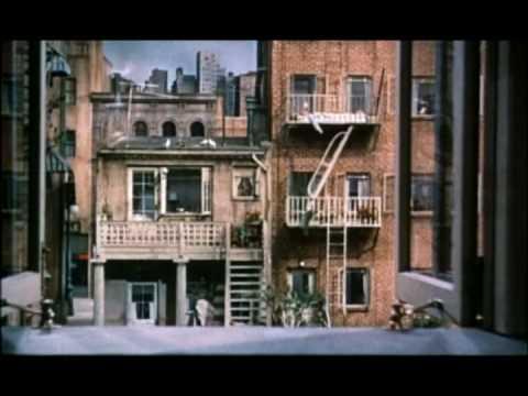 Rear Window (1954) video/trailer